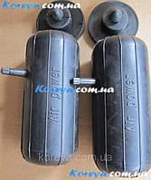 Пневмовставка AIR POWER (пара) D 85, H 200 + 2 отбойника Надувные подушки в задние пружины