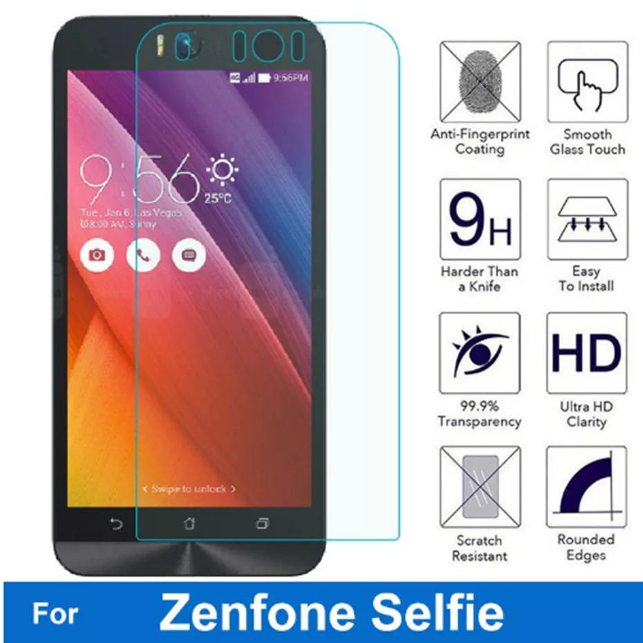 Захисне скло на Asus ZenFone Selfie (ZD551KL, z00ud)