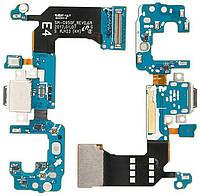 Шлейф Samsung G950F Galaxy S8 REV 0.6A нижняя плата с разъемом зарядки