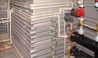 Монтаж современных систем отопления. Киев