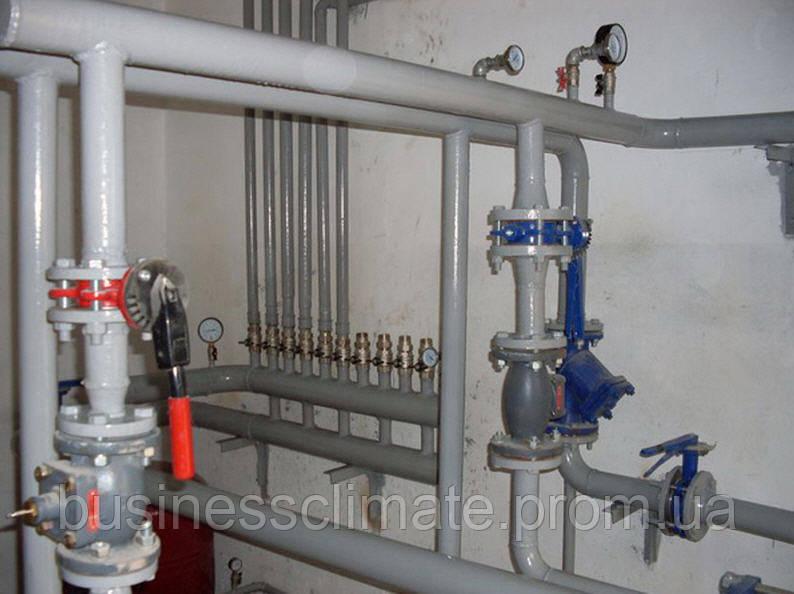 Монтаж современных систем отопления. Киев и Киевская область - фото 5
