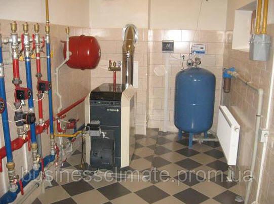 Монтаж современных систем отопления. Киев и Киевская область - фото 8