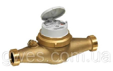 Счетчики ITRON для холодной воды многоструйные, муфтовые, Ду25,  Qном = 4 м³/час