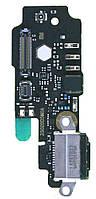 Шлейф Xiaomi Mi Mix 2 нижняя плата с разъемом зарядки Type-C и микрофоном