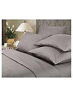 Комплект постельного белья Страйп-Сатин - Двуспальный ( 544402)