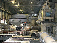 Монтаж технологического оборудования и металлоконструкций