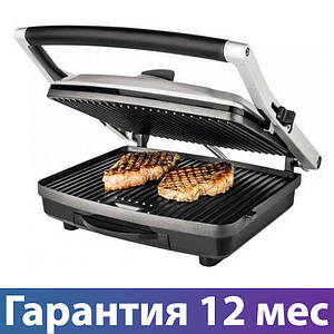 Електрогриль Vitek VT-2635 Black/Silver, 1500W, електрогриль вітьок
