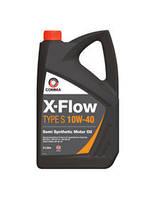 Моторное масло Comma X-FLOW TYPE S 10W-40 5л