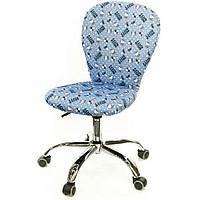 Офисное кресло АКЛАС Джокей CH PR Голубое (11421)