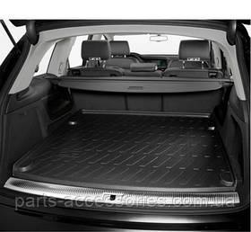 Audi Q7 4L0 коврик в багажник новый оригинал 2007-15