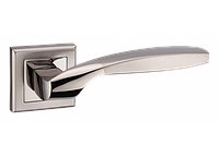 Дверные ручки MVM Z-1325 BN/SBN - черный никель/матовый черный никель