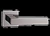 Дверные ручки MVM Z-1410 BN/SBN - черный никель/матовый черный никель