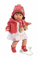 Кукла Llorens Лола 38 см в платье