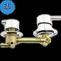 Змішувач душової кабіни (S-3 \ 14) вбудовується на три положення під штуцер. (Оригінал)