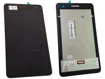 Дисплей для Huawei T1-701, T1 701U, T1-701U с сенсорным экраном, черный