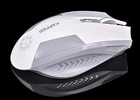 [ Беспроводная мышка Naffee G9 2,4 ГГц ] Портативная оптическая USB мышь для ПК белая