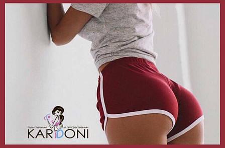 Спортивные шорты для фитнеса женские, фото 2