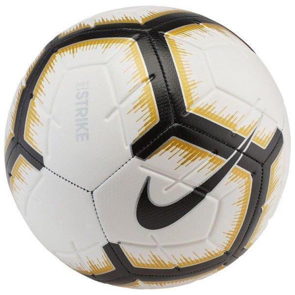 Мяч Футбольный Nike Strike Team №5 SC3310-102 Белый (886066127611)