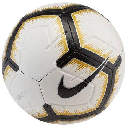 Мяч Футбольный Nike Strike Team №5 SC3310-102 Белый (886066127611), фото 2