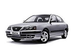 Чехлы Hyundai Elantra XD 2000-06г.