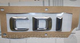Mercedes E W210 W211 W212 Надпись эмблема CDI новая оригинал