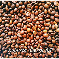 Кава зернова Robusta India Cherry AA 18scr 1кг