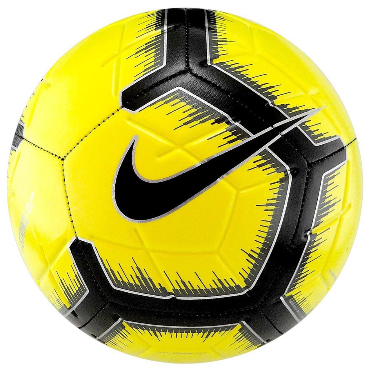 Мяч Футбольный Nike Strike Team №5 SC3310-731 Желтый (091209495612)