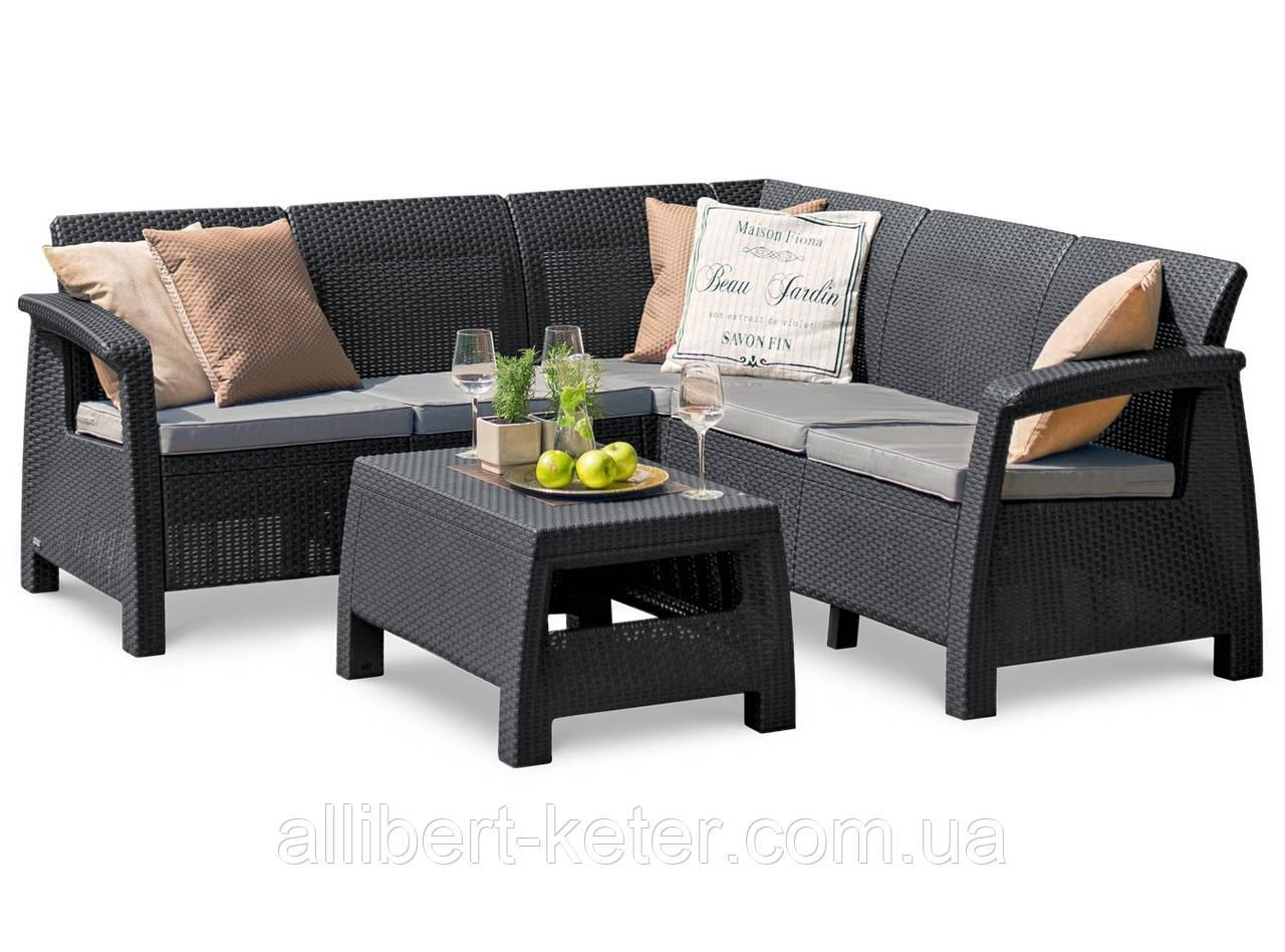 Комплект садовой мебели Corfu Relax