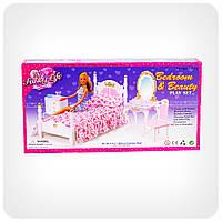 Мебель для кукол «Спальня» 2319