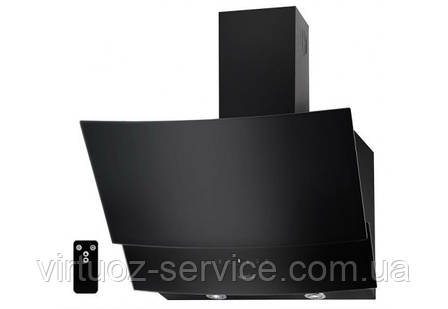Вытяжка VENTOLUX WAVE 60 BK (1000) TRC IT, фото 2