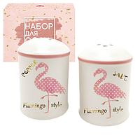 Набор для соли и перца 'Фламинго' 700-08-13