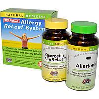 Комплекс от аллергии Herbs Etc. 60 таблеток и 60 капсул