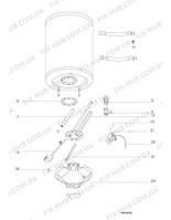 Переходник (фитинг) соединения для бойлера Electrolux 50266816003
