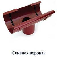 Воронка желоба Bryza 125/90 Разные цвета