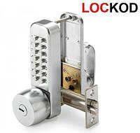 Акция! Кодовый замок механический с ключом дверной