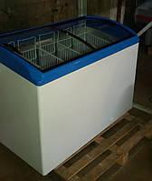 Морозильный ларь бу. Морозильная витрина бу JUKA M 400 S