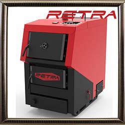 Твердотопливный котел отопления РЕТРА-LIGHT 32 КВТ