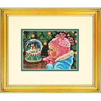 Набор для вышивания Dimensions 70-08936 Christmas Wishes Cross Stitch Kit, фото 1