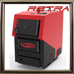 Твердотопливный котел отопления РЕТРА-LIGHT 50 КВТ