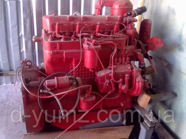 Двигатель в сборе Д-65М ЮМЗ оригинал