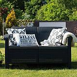 Комплект садовой мебели Corfu Love Seat, фото 2
