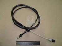 Трос газа ВАЗ 2110, 2111, 2112 инжектор (16-клапанный дв. 1,6) (Трос-Авто). 21104-110805400