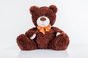 Плюшевый мишка Yarokuz Рональд 35 см Шоколадный