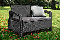 Комплект садовой мебели Corfu Love Seat, фото 1