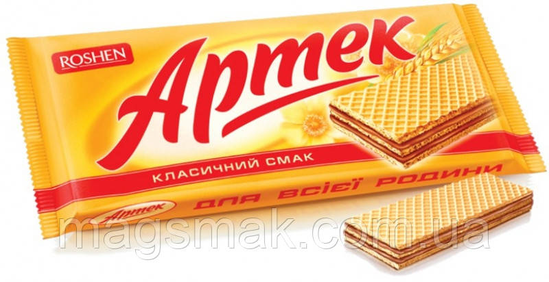 Вафли Артек 170г