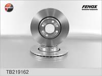 Диск тормозной Renault Logan винт. Fenox automotive components