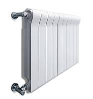 Алюминиевые радиаторы.