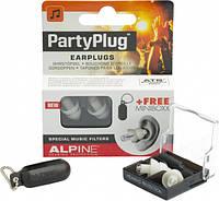 Беруши для клубов и концертов Alpine Hearing Protection PartyPlug White  + ПОДАРОК!