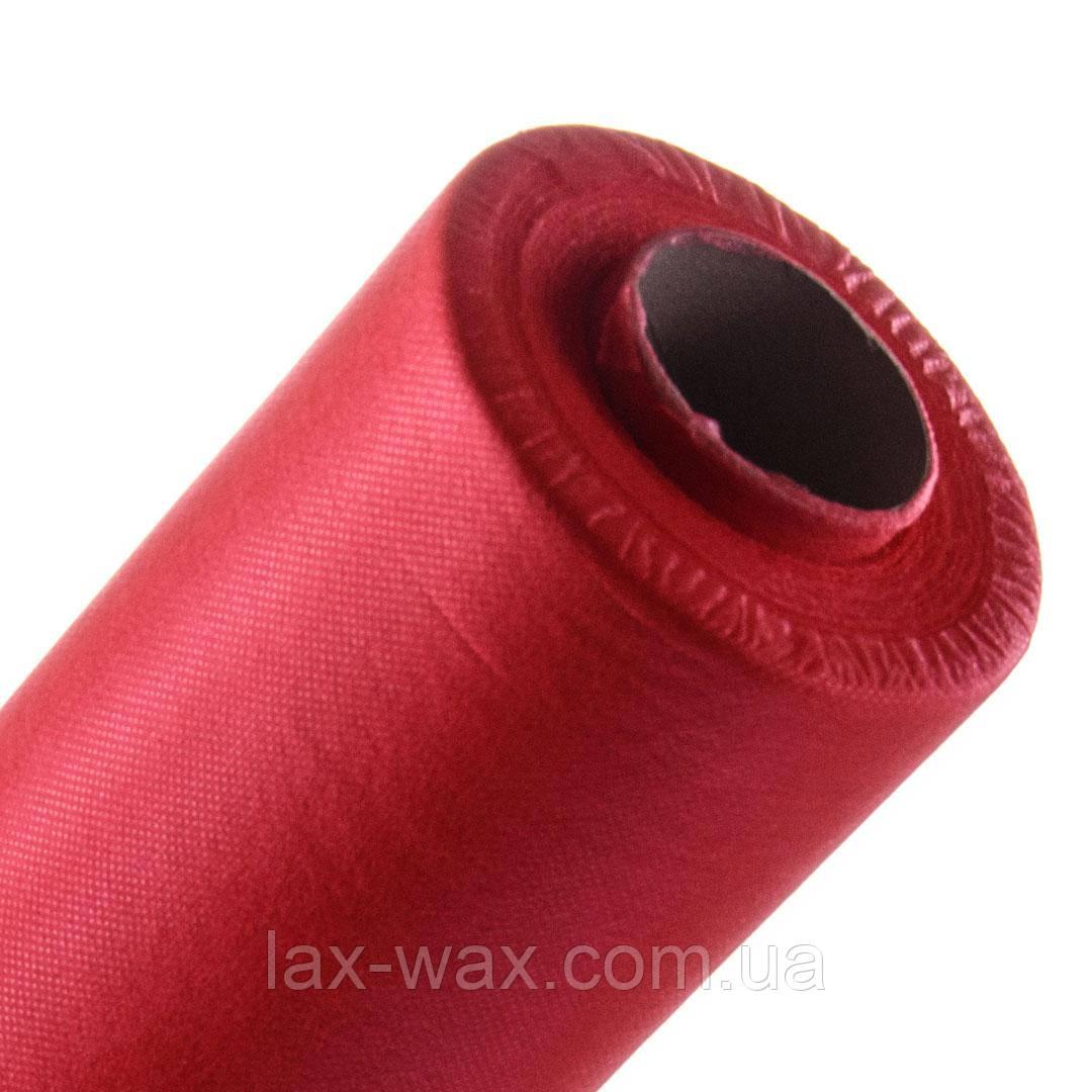 Простынь одноразовая 0,8х100м ТМ Panni Mlada (красный)