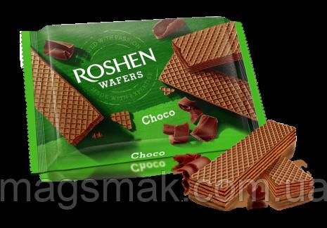 Вафли Roshen Wafers шоколад, 72г, фото 2